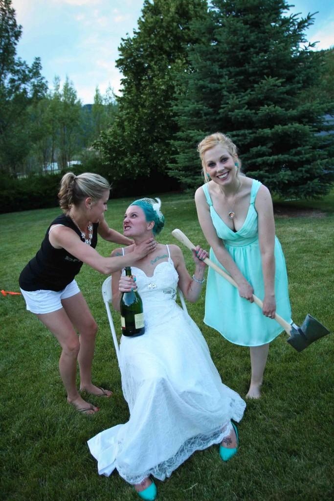 Weddingbridalpartygonebadmontana