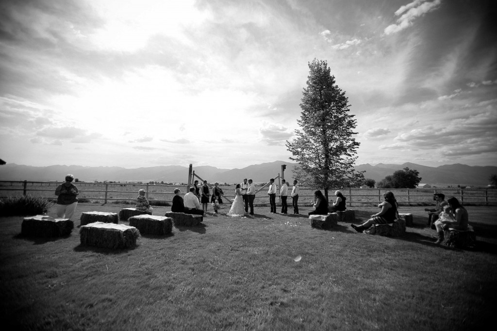 BlackandWhiteWeddingsStevensville